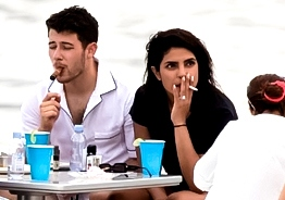 Priyanka Chopra lands in trouble for smoking with mother and husband