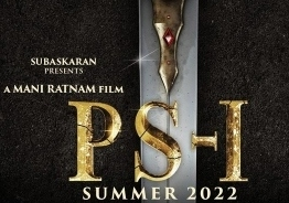 Red Hot update of Manirathnam's Ponniyin Selvan is here!