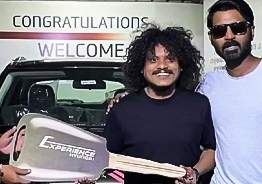 'Cooku With Comali' Pugazh buys his first car and posts inspiring video to strugglers