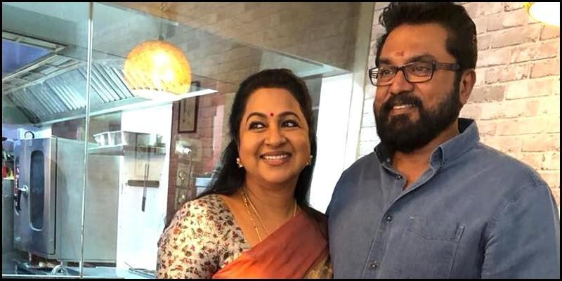 radhika sarathkumar daughter marriage