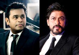 Wow! AR Rahman directs Shah Rukh Khan!