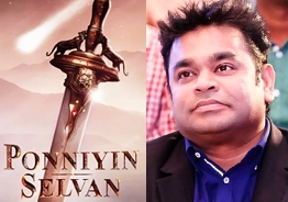 Probably my most difficult film: AR Rahman on Ponniyin Selvan