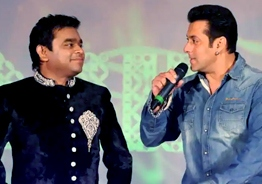A.R. Rahman reacts strongly to Salman Khan's tasteless troll - Video goes viral
