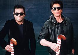 Shah Rukh Khan and Nayanthara in A.R. Rahman direction - Video