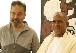 Kamal Haasan pays a surprise visit to Ilayaraja, photos and video go viral