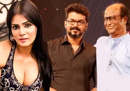 Meera Mitun to take legal action on Rajnikanth and Vijay!