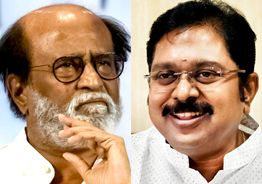Rajini doesn't know what he speaks, says TTV Dhinakaran