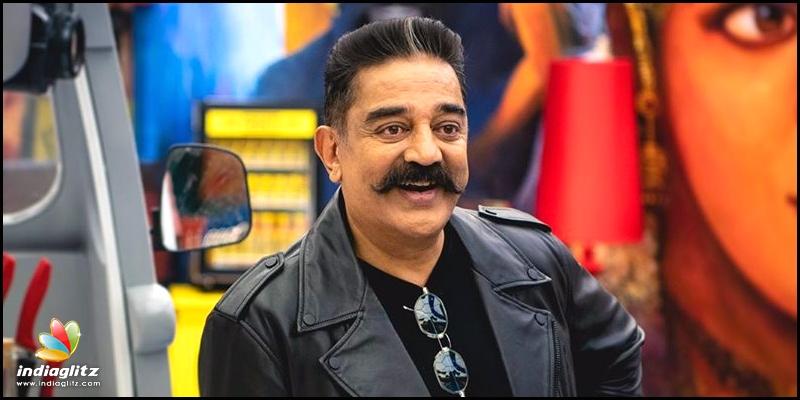 Rajini's photo missing from 'Bigg Boss 3'? - Kamal involved? - Tamil