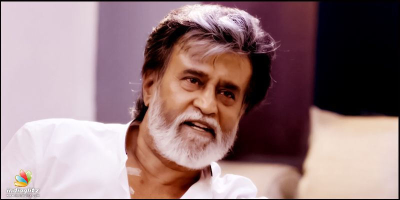 Superstar Rajinikanth Movie With Sun Pictures PETTA Title and Motion Poster