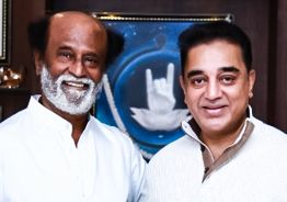 Rajini's villain for Kamal Haasan?
