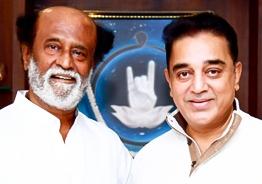 Breaking! Rajini - Kamal re-uniting date revealed?