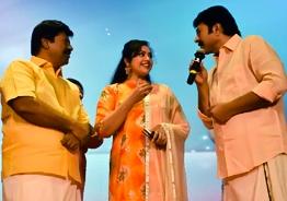 Rajkiran and Meena team up with Mammootty!