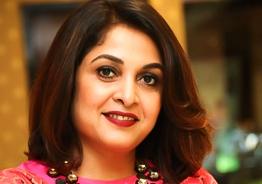 Ramya Krishnan reunites with her husband after fifteen years