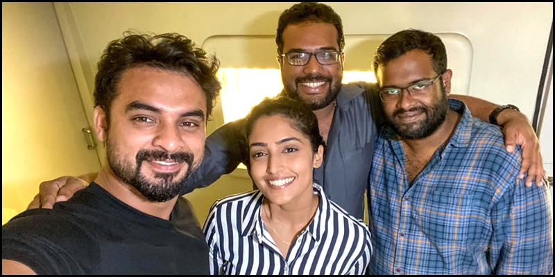 Bigil Actress Teams With Dhanush S Villain Tamil News Indiaglitz Com