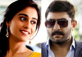 Arvind Swamy- Regina Cassandra movie title announced