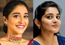 Regina Cassandra and Nivetha Thomas sweat it out for this reason