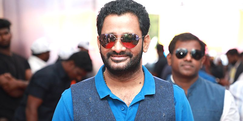 Resul Pookutty shares message from daughter after '2 0' hardwork