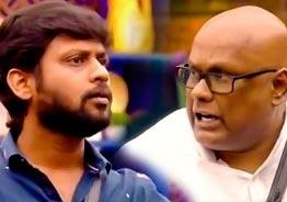 Bigg Boss 4 Rio picks up fight with Suresh Chakravarthy again!