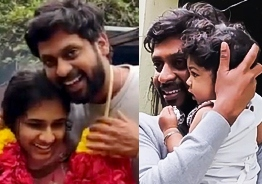 Rio Raj's emotional reunion with his baby girl after 'Bigg Boss 4' viral video