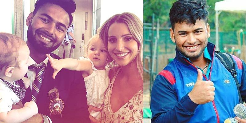 Tim Paine S Wife Gives Best Babysitter Honor To Rishabh Pant Tamil News Indiaglitz Com