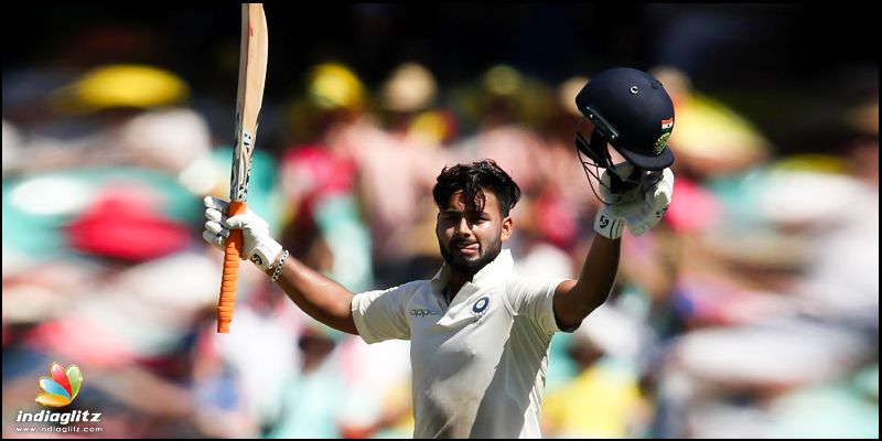 Fans celebrate Rishabh Pant's 159 with a song to his name