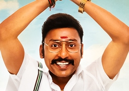 RJ Balaji does it for LKG team!
