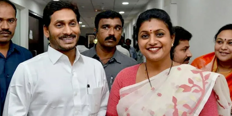 Roja's high government salary revealed - Tamil News - IndiaGlitz.com