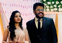 Super singer fame popular Tamil singer gets married!