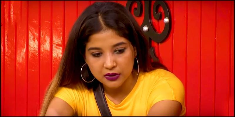 Breaking: Sakshi Agarwal eliminated from bigg Boss 3