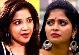 Bigg Boss 3 Sakshi Agarwal points out Madhumitha's mistake!