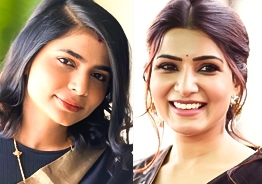 Chinmayi showers praises on Samantha!