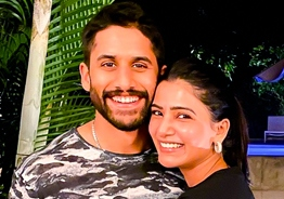 Cute Samantha and naughty Naga Chaitanya's new photo turns viral!