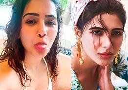 Samantha's stunning bikini selfie from Maldives sets internet on fire!