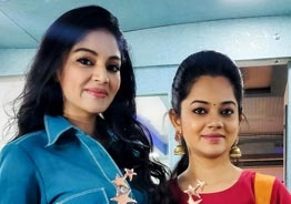 Anitha Sampath and Sanam Shetty carry on their friendship outside 'Bigg Boss 4' house