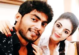 Tharshan and his girlfriend's loving gesture towards Cheran