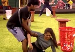 Kavin accuses Sandy of manhandling Losliya