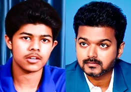 Jason Sanjay's mass debut soon - Thalapathy Vijay fans President exclusive interview