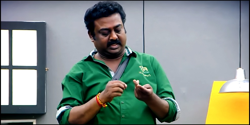 Image result for saravanan in bigg boss