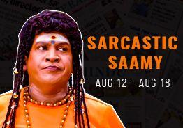 Sarcastic Samiyar: Momo challenge, rupee crash and Independence Day trolls...
