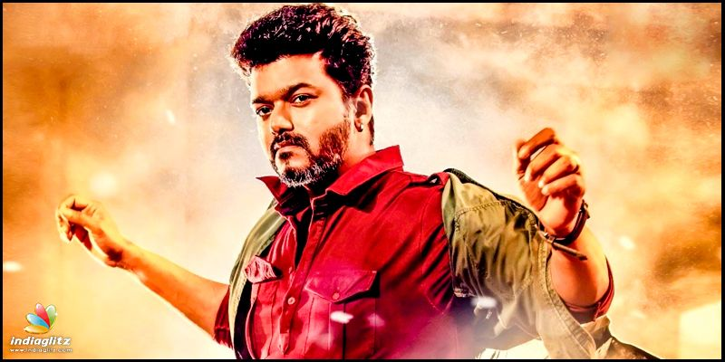 Announcing his Politics ! Thalapathy Vijay's 'Sarkar' teaser review