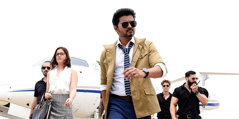 Story and Screenplay of Sarkar completely belongs to me - AR Murugadoss