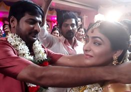 Comedy actor Sathish gets married suddenly?