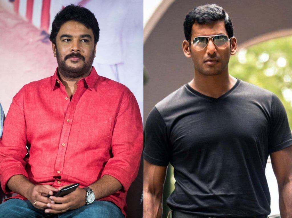 Vishal to reunite with this director?