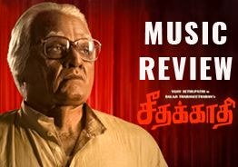 'Seethakathi' Music Review