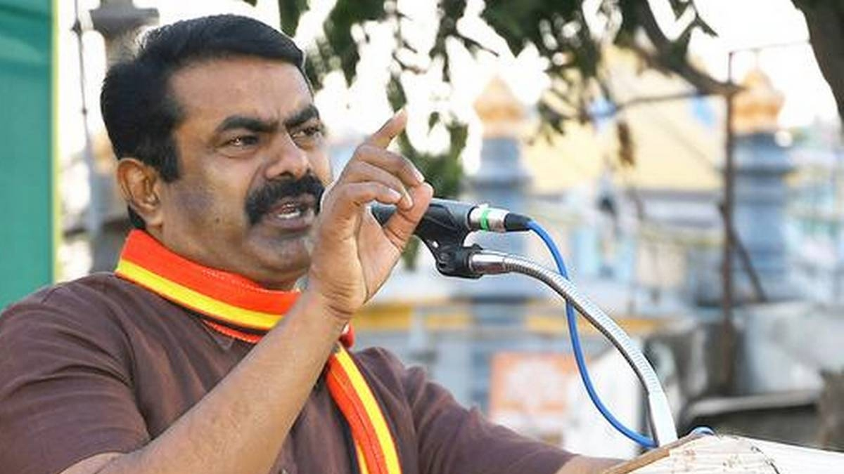 seeman condemns the sl navy brutal attack on 6 pudukkottai fishermendbd