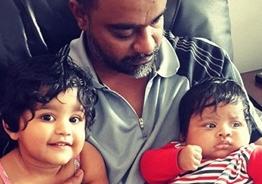 Selvaraghavan's adorable photo with his baby boy turns viral!