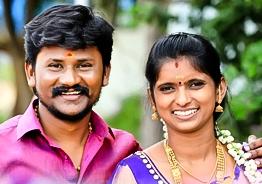 Super Singer Senthil -Rajalakshmi latest family photos