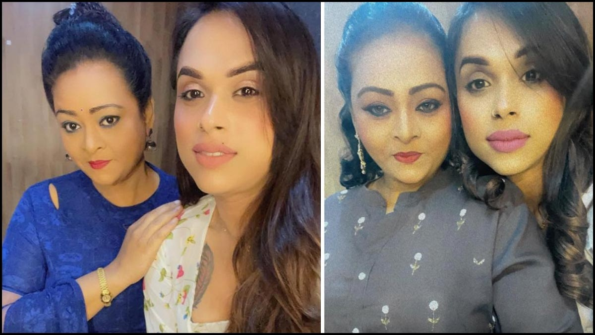 Shakeela opens up about her transgender daughter for the first time - Tamil  News - IndiaGlitz.com