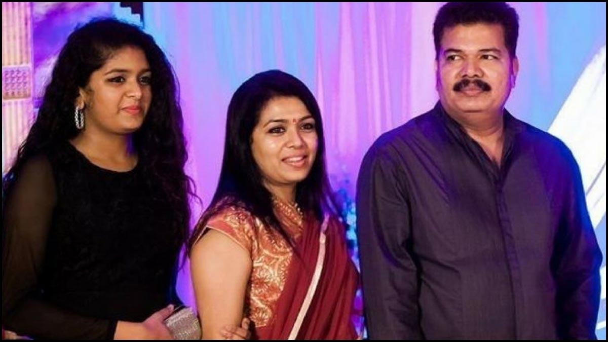 Director Shankar's daughter's photo goes viral before her wedding next week  - Full details - Tamil News - IndiaGlitz.com