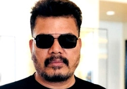 Shankar signs a young international actress for his next?